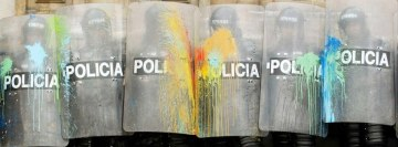 Policia Facebook cover photo