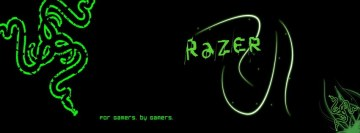 Razer for Gamers Facebook Cover