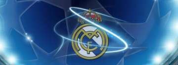 Real Madrid Champions League Facebook Banner