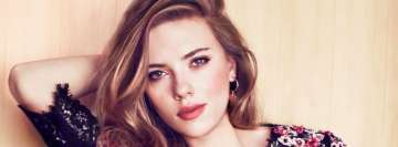 Scarlett Johansson Facebook Background TimeLine Cover