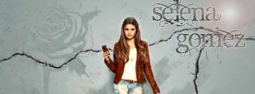 Selena Gomez Facebook Cover Photo