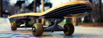 Skateboard Facebook Cover