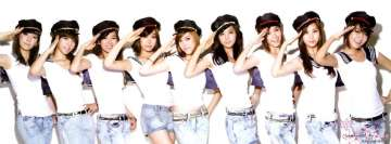 Snsd Genie I am a Sone Facebook cover photo