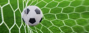 Soccer Goal Facebook Background TimeLine Cover