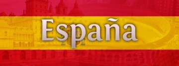 Spain Flag Facebook Background TimeLine Cover