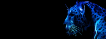 Spirit Leopard Facebook Cover