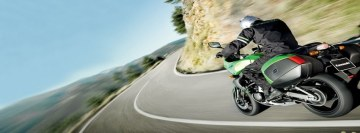 Sports Bike Facebook Cover Photo