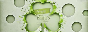 St Patricks Day Graphic Facebook Cover-ups