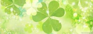 St Patricks Day Facebook Cover