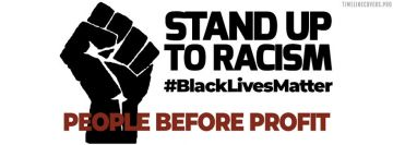 Stand Up to Racism Blm