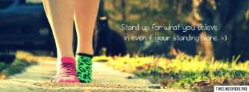 Stand Up 4 What U Believe