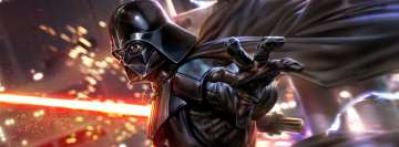 Star Wars Darth Vader Facebook cover photo