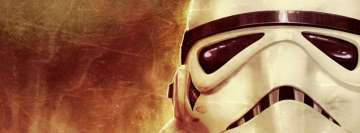 Star Wars Stormtrooper Closeup Facebook Background TimeLine Cover