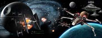 Star Wars Wallpaper Facebook Banner
