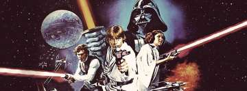 Star Wars Poster Facebook Cover-ups