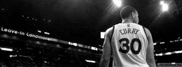 Stephen Curry NBA Facebook cover photo