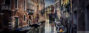 Streets of Venice Facebook Wall Image