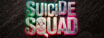 Suicide Squad Logo Facebook Cover Photo
