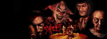 Sweet 16 Horror Facebook Banner