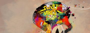 Sweet Vibes Facebook Wall Image