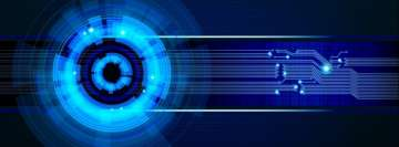 Tech Eye Facebook Background