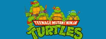 Teenage Mutant Ninja Turtles Tmnt Facebook cover photo