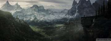 The Elder Scrolls V Skyrim The Beginning of a Journey Fb Cover