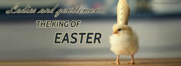 The King of Easter