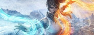 The Legend of Korra Facebook Cover