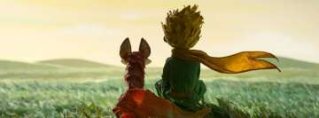 The Little Prince Sitting Together Facebook Banner