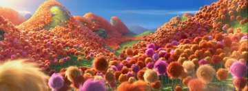 The Lorax Facebook Cover Photo