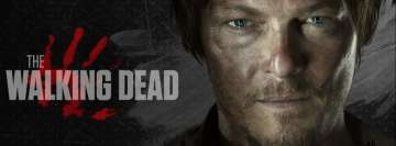 The Walking Dead Daryl Dixon Norman Reedus Facebook Cover-ups