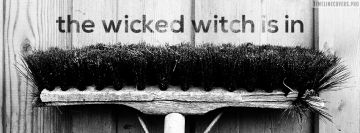 The Wicked Witch Girly Facebook Banner