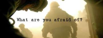 United States Army What are You Afraid Of