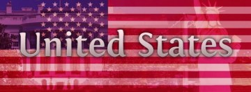 United States Flag Facebook cover photo