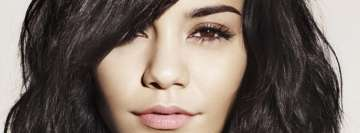 Vanessa Hudgens Close Up Fb Cover