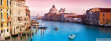 Venice Italy Facebook cover photo