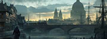 Video Game Assassins Creed Syndicate Fb Cover