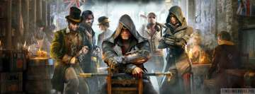 Video Game Assassins Creed Syndicate in The Pub Facebook cover photo