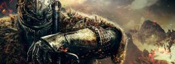 Video Game Dark Souls 2 Facebook Cover