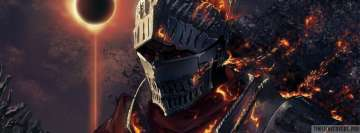 Video Game Dark Souls iii Soul of Cinder Fb Cover