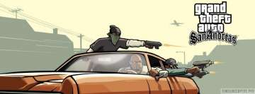 Video Game Grand Theft Auto San Andreas
