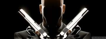 Video Game Hitman Facebook Cover