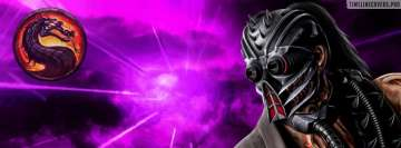 Video Game Kabal Mortal Kombat Facebook Cover