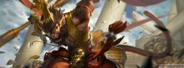 Video Game League of Legends Wukong