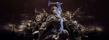 Video Game Middle Earth Shadow of War