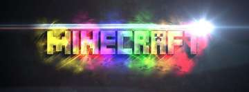 Video Game Minecraft Facebook Banner