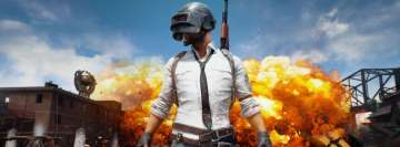 Video Game Playerunknowns Battlegrounds Explosion Facebook Banner