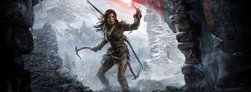 Video Game Rise of The Tomb Raider
