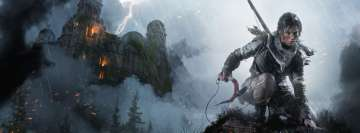 Video Game Rise of The Tomb Raider3